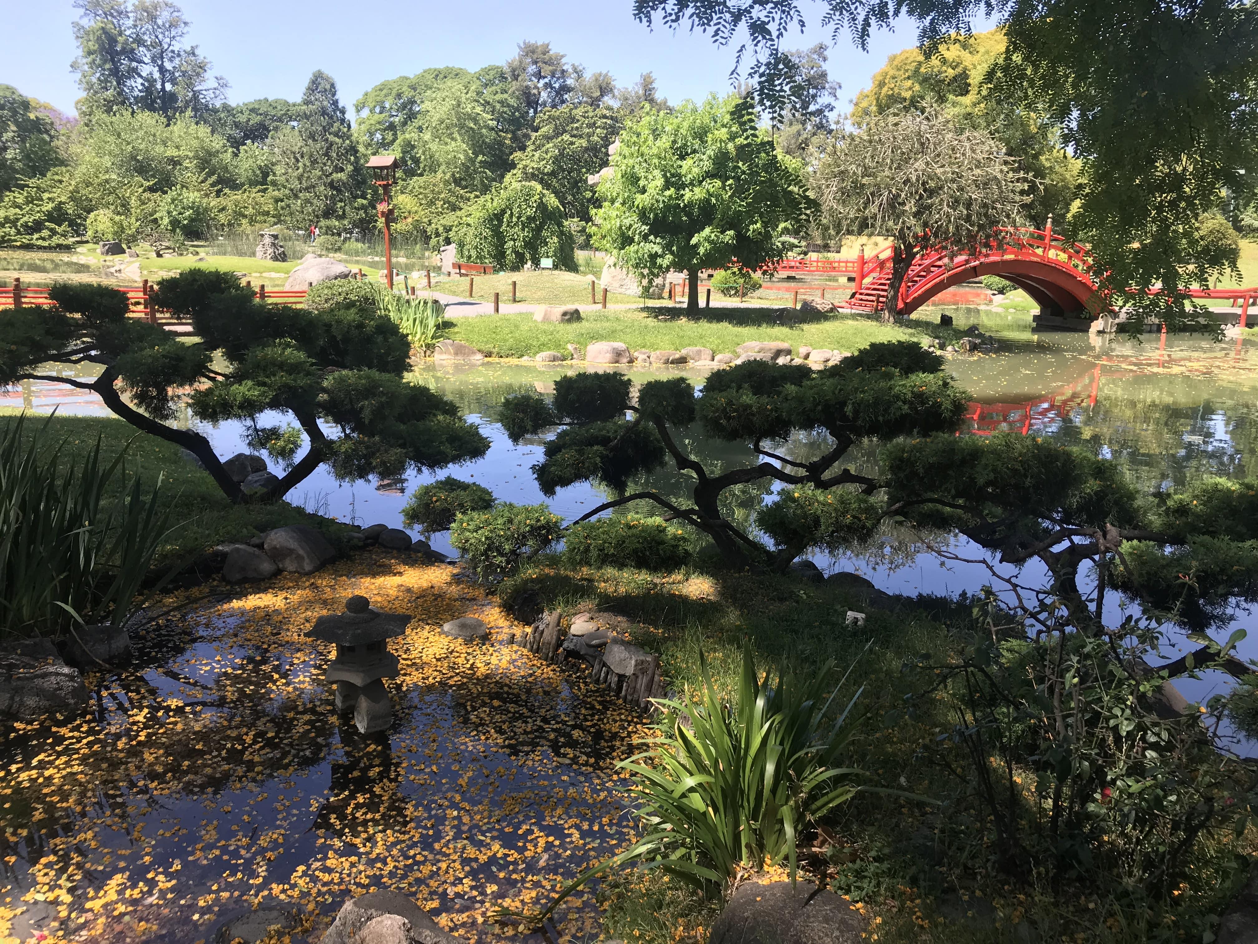 O que fazer em Buenos Aires em 3 diasO que fazer em Buenos Aires em 3 dias Bosques de Palermo