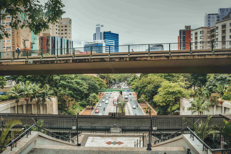 Um dia em São Paulo