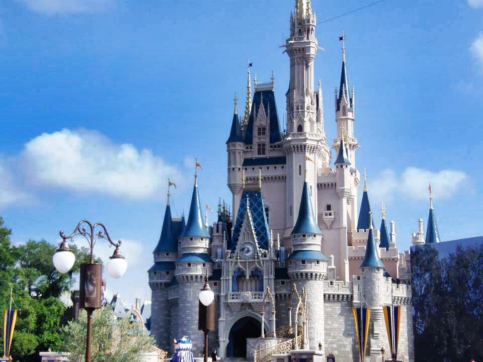 castelo da cinderela | Como planejar a primeira viagem para a Disney