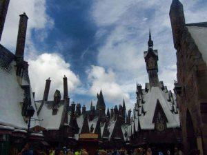 Parque do Harry Potter Orlando