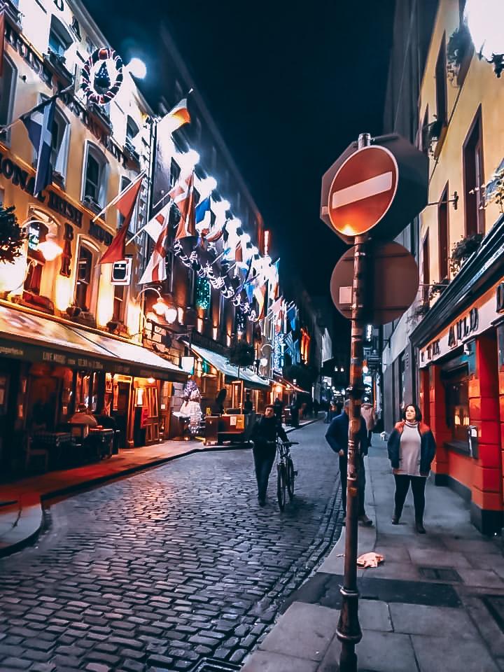 intercambio na irlanda