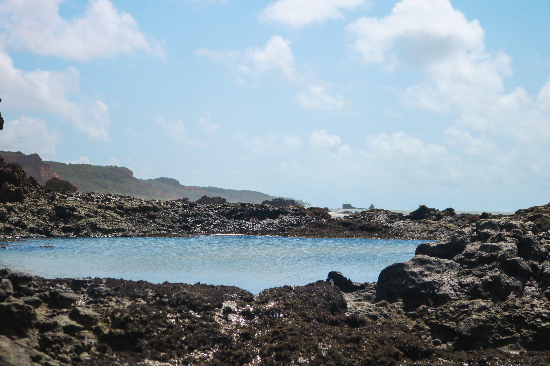 praias do litoral sul da Paraíba