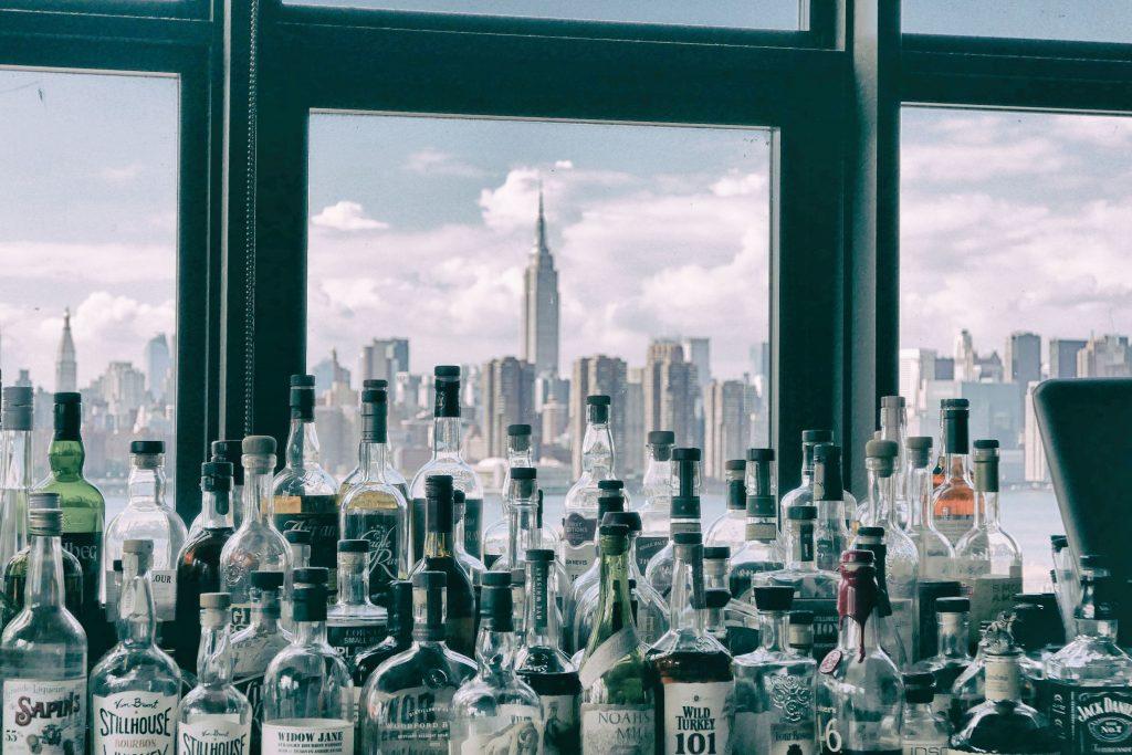 vida noturna em nova york
