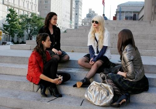 cenários de gossip girl