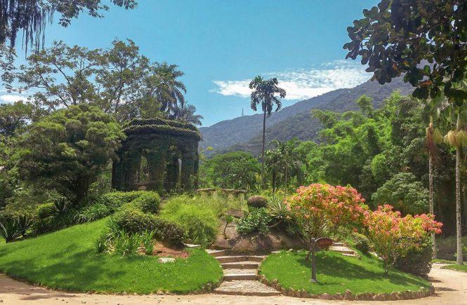 o que fazer no jardim botânico rj