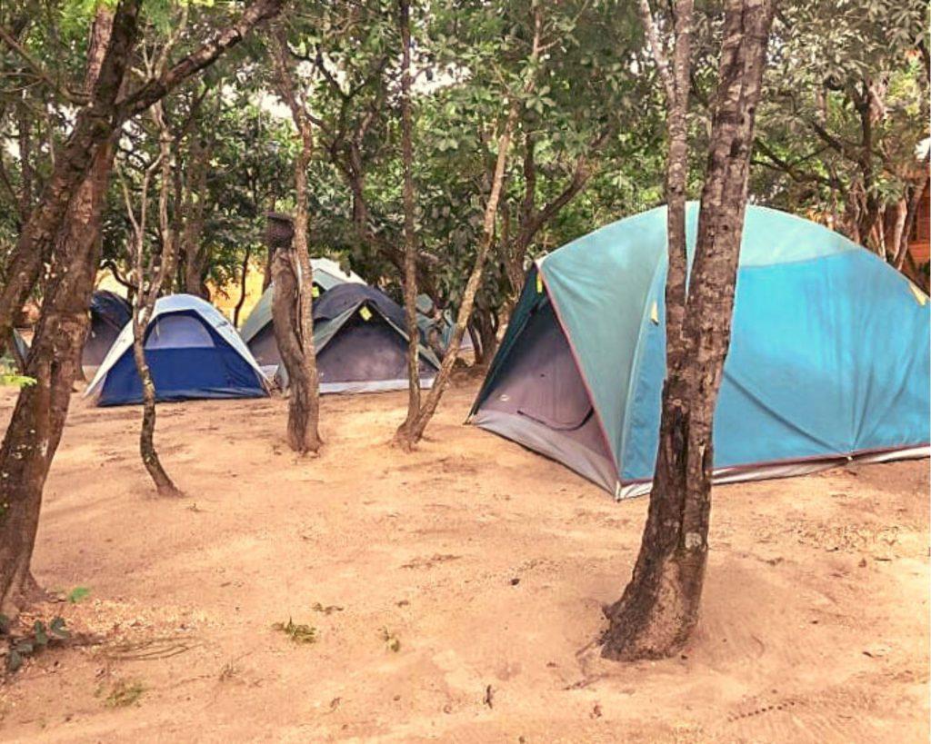 Camping na Chapada dos Veadeiros